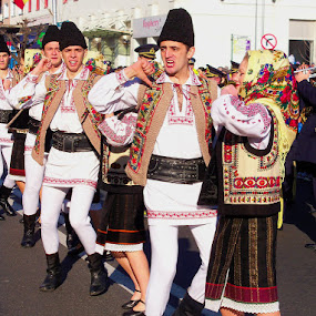 Tradition by Vlad Zugravel - People Musicians & Entertainers ( tradition, romania, hollyday, etnic, dance )