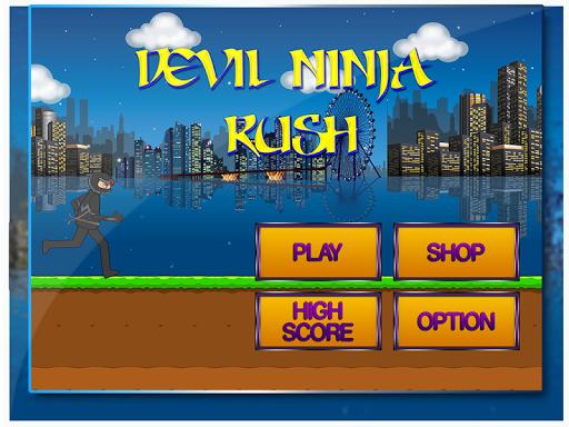 Games of Ninja