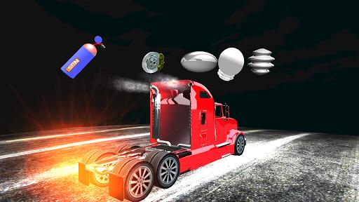 卡车模拟3D的孩子