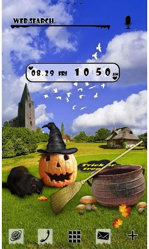 Halloween Theme Trick or Treat 1.0 Windows u7528 1
