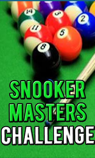 Snooker Masters Challenge Pro