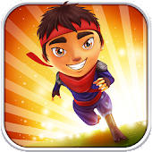 Ninja Kid Run Free - Fun Game