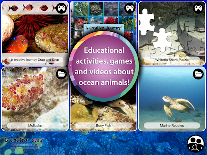 Ocean Animal Learning- screenshot thumbnail