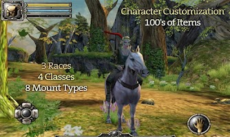 Screenshot of Aralon Sword and Shadow 3d RPG