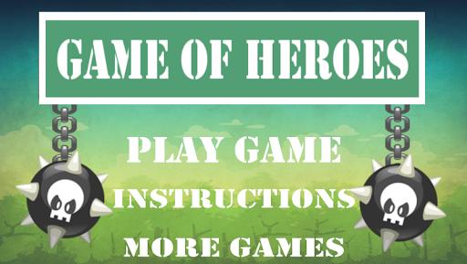 Game of Heroes: Free