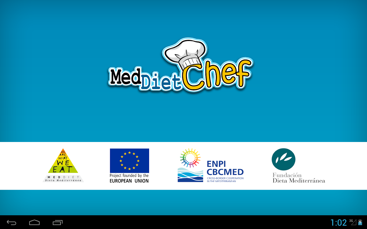 MedDiet Chef- screenshot