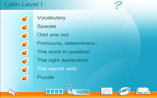 Learn Revise Latin Level 1