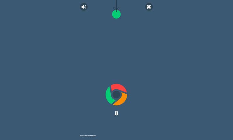Fast Circles - στιγμιότυπο οθόνης