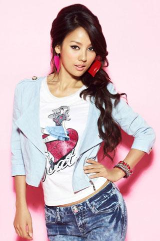 Lee Hyori Wallpaper - screenshot