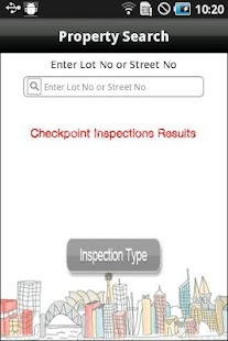 Checkpoint Inspection Results - screenshot thumbnail