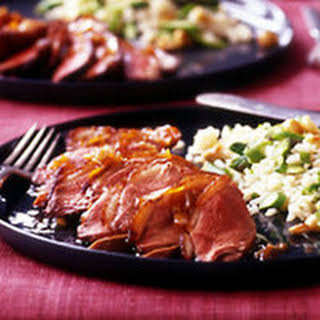 Duck Breast a` lOrange.