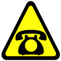 Prank call icon