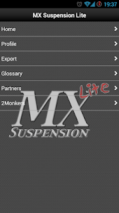 Mx Suspension Lite- screenshot thumbnail