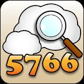 5766雲裡撈詞