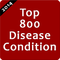 Top 800 Disease Condition