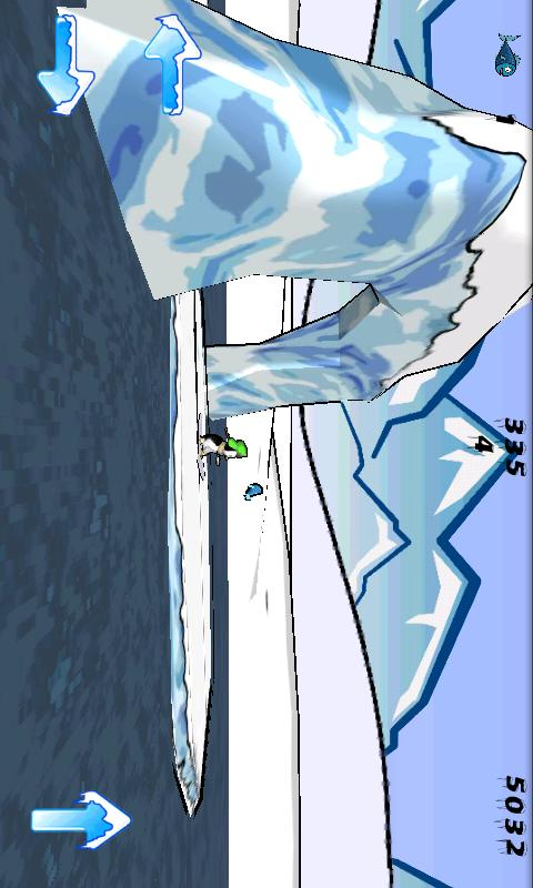 Pepey Penguin Bounce!- screenshot