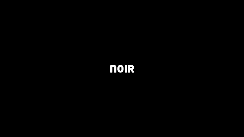 NOIR - screenshot