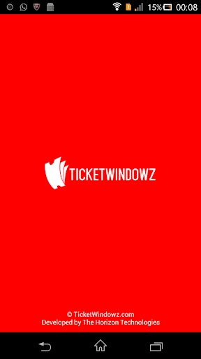 Ticket Windowz