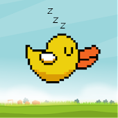 Sleepy Bird