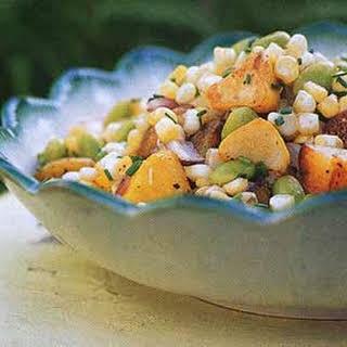 Summer Vegetable Succotash.