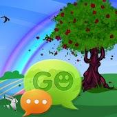 GO SMS Pro Theme Spring