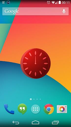 TimeReach Clock Widget
