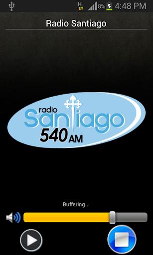 Radio Santiago 540 AM