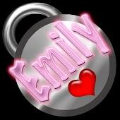 Emily Name Tag