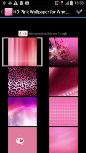 Pink HD Whatsapp Wallpaper