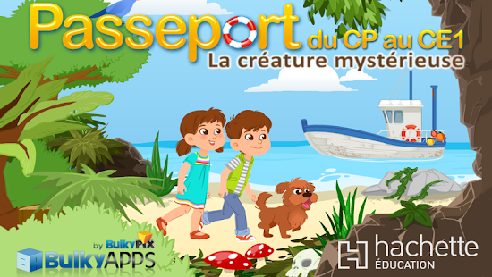 Passeport CP au CE1 Lite- screenshot thumbnail