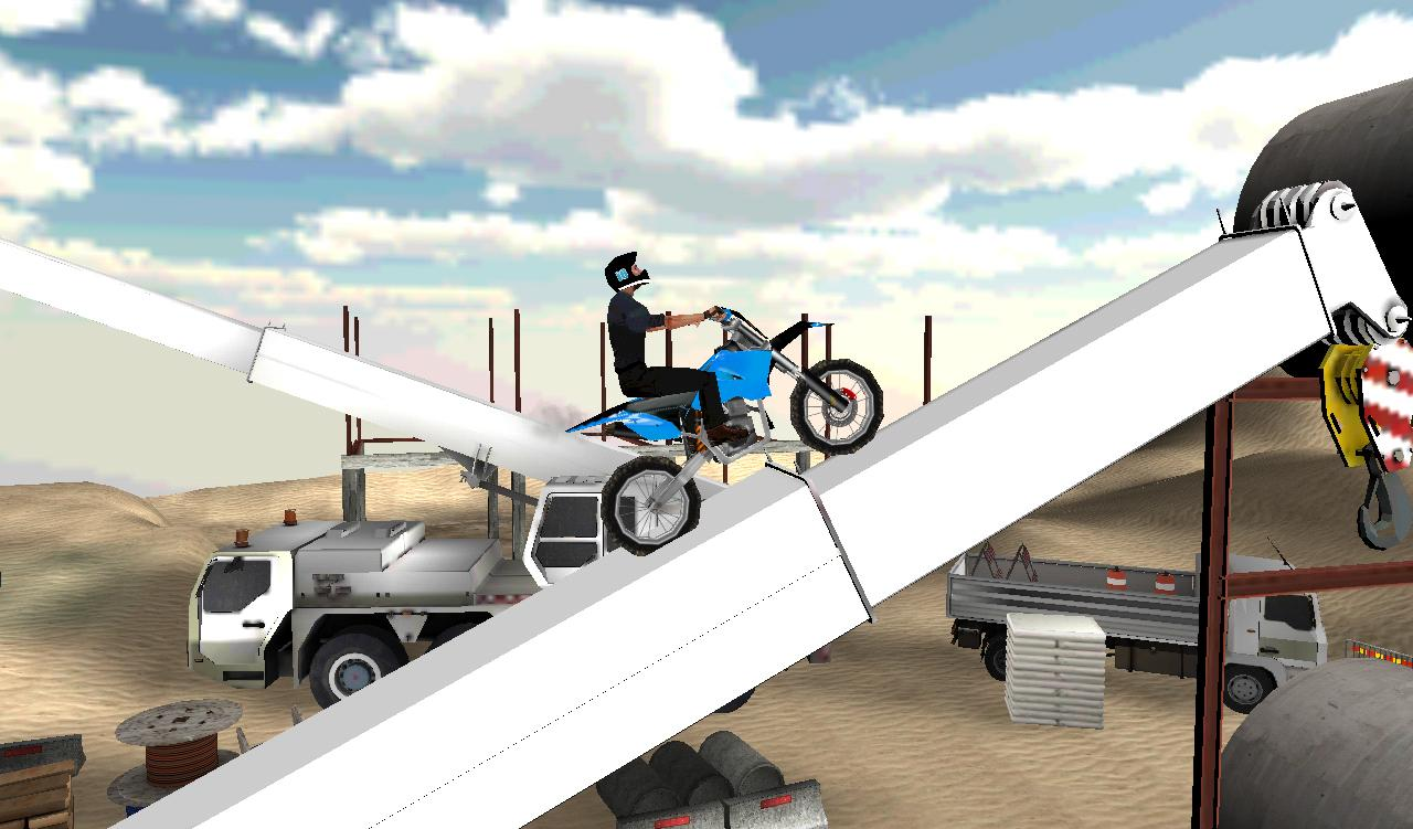 Dirt Bike- screenshot