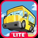 Alphabet Car: Learn ABC's Lite icon