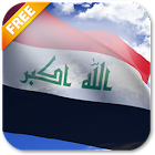 3D Iraq Flag Live Wallpaper icon