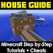 House Guide + Minecraft Cheats icon