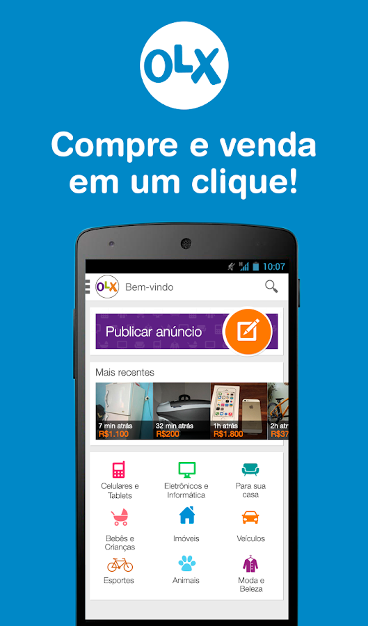 OLX Classificados Grátis – Apps para Android no Google Play - photo#22