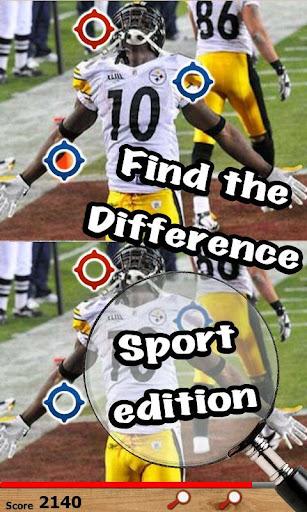 Find It 3™ 查找的差異