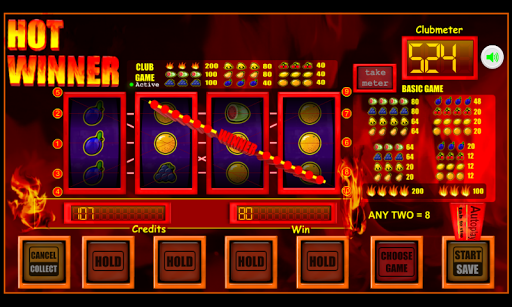 slot machine hotwinner 1.0.5 screenshots 5