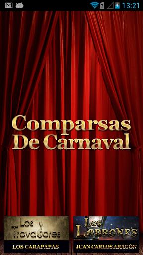 Comparsas de Carnaval