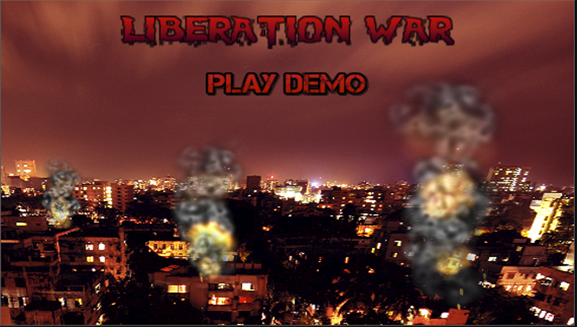 Liberation War- screenshot