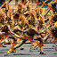 The Dancers by Banggi Cua - People Musicians & Entertainers