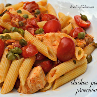 Chicken Penne Provencal