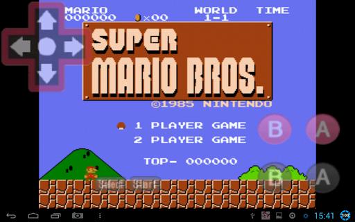 NES Emulator ファミコンエミュレーター 日本語