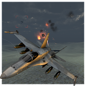 Air Combat Fighter War Games