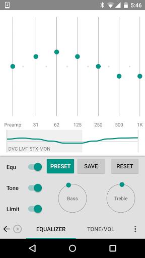 Skin for Poweramp Material  screenshots 7