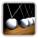 3D Newton's Cradle icon