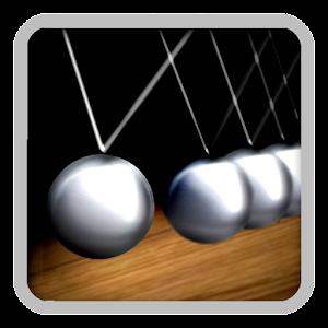 Cuna de Newton en 3D Gratis