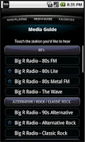 Screenshot of Big R Radio - iRadioSuite