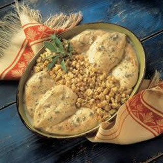 One-Dish Chicken and Stuffing Bake Recipe