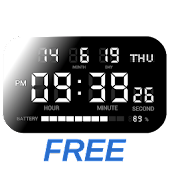 DIGITAL CLOCK SHG2 FREE