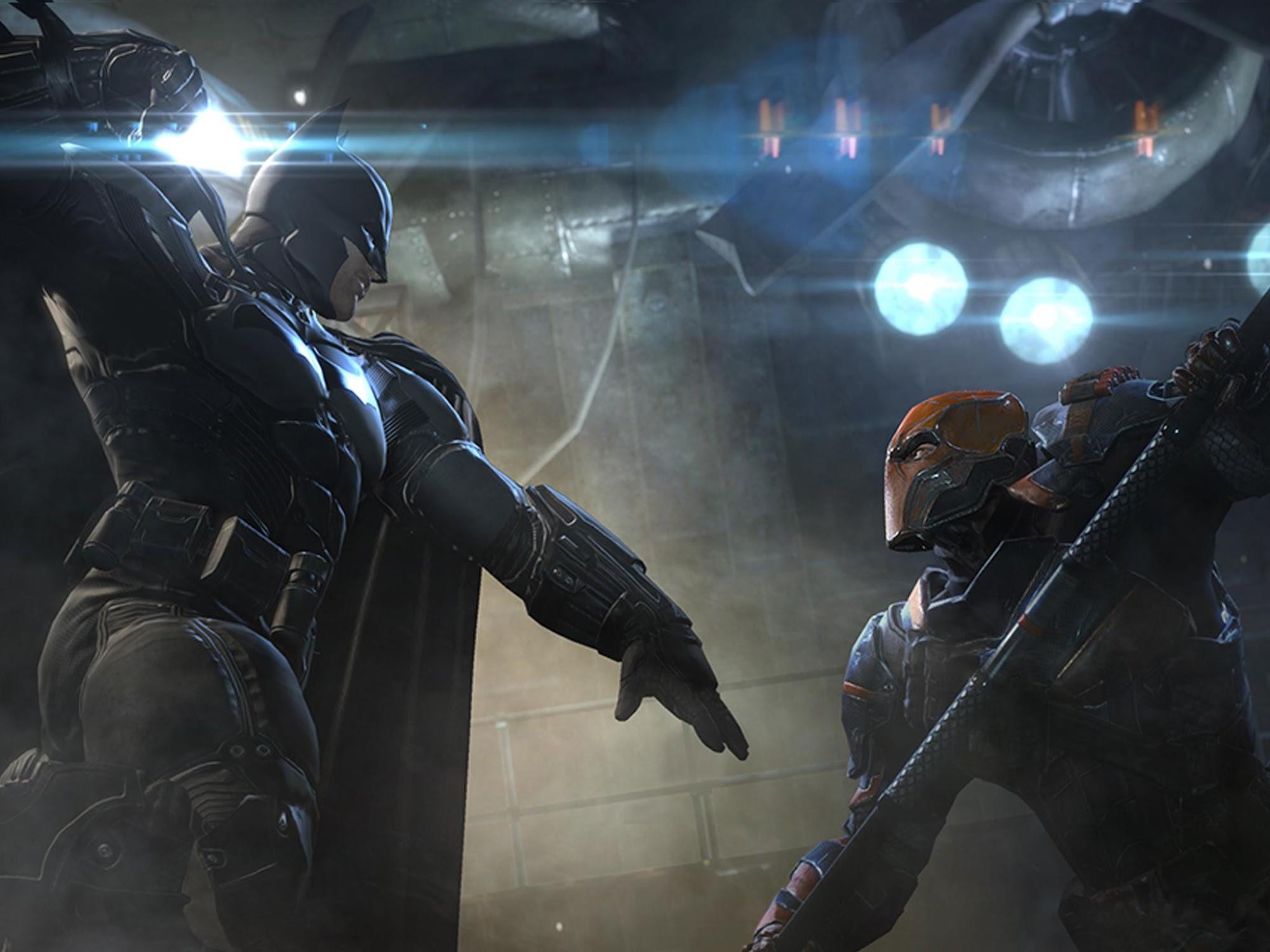 Batman Arkham Origins screenshot #5